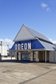 odeon cinema sheffield uk venues british architecture architectural buildings films movies modern city centre chain national yorkshire england english angleterre inghilterra inglaterra united kingdom