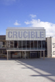 crucible theatre sheffield uk theatres theater theatrical venues british architecture architectural buildings modern city centre venue plays snooker finals yorkshire england english angleterre inghilterra inglaterra united kingdom