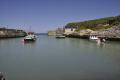 ballintoy harbour fishing boats marine causeway coast atlantic ocean county antrim aontroim northern ireland ulster irish irland irlanda united kingdom british