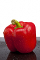 red pepper food nourishment nutrients abstracts capsicum fresh salad cooking ingredients vegetable united kingdom british