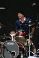 alan thornton 2008 drummer scottish band gun rock bands roll pop stars celebrities celebrity fame famous star performer concert festival perth kinross perthshire scotland scotch scots escocia schottland united kingdom british