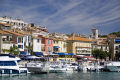 fishing village cassis provence harbour french landscapes european bouches-du-rhône bouches du rhône bouchesdurhône marina port haven quay boats bateau yacht paca provence-alpes-côte provence alpes côte provencealpescôte azur france castle fort chateau citadel la francia frankreich