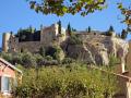fishing village cassis provence citadel french buildings european castle fort chateau bouches-du-rhône bouches du rhône bouchesdurhône paca provence-alpes-côte provence alpes côte provencealpescôte azur france la francia frankreich