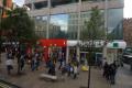 lloyds bank phone4u oxford street london w1 famous streets capital england english united kingdom british