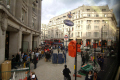 oxford circus london w1 street famous streets capital england english united kingdom british