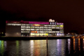 bbc scotland building river clyde glasgow colours reflecting clyde. clydeside nationalities nations national british broadcasting company central scottish scotch scots escocia schottland united kingdom