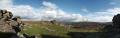 panoramic view dartmoor bonehill rocks devon granite moorland countryside rural environmental uk england great britain national park landscape geology rock formation scenic outcrop moor idyllic place boulder environment tors devonian english angleterre inghilterra inglaterra united kingdom british