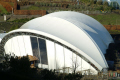 eden project events stage tourist attractions england english botanical garden attraction architectural geodesic dome cornish cornwall angleterre inghilterra inglaterra united kingdom british