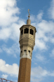 east london mosque minaret tower multicultural ethnic islam end hackney cockney england english angleterre inghilterra inglaterra united kingdom british