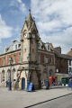 clock tower center penrith lake district british architecture architectural buildings lakes tourist cumbria cumbrian england english angleterre inghilterra inglaterra united kingdom