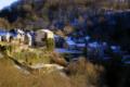 village gimel-les-cascades gimel les cascades gimellescascades southern limousin french landscapes european corr ze correze forest france pays-de-tulle pays de tulle paysdetulle winter valley wintery snow la francia frankreich