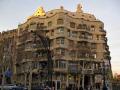 barcelona antoni gaudi casa mil la pedrera catalunya catalonia spanish espana european espagne espa architecture modernism modernismo spain spanien spagna