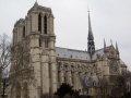 paris notre dame ile cite french buildings european river seine france lady catholic religious religion cathedral eglise parisienne la francia frankreich