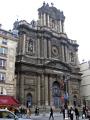 paris church saint-paul-saint-louis saint paul saint louis saintpaulsaintlouis rue saint-antoine saint antoine saintantoine french buildings european france catholic religious religion eglise parisienne la francia frankreich