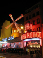 paris moulin rouge boulevard clichy montmartre french buildings european france parisienne showgirls dinner dancing glamour la francia frankreich