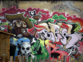 paris art metro french buildings european france parisienne graffiti la francia frankreich