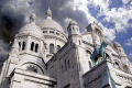 montmartre paris basilique du sacr coeur french buildings european parisienne france basilica catholic religious eglise church religion sacre la francia frankreich
