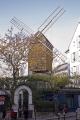 paris le moulin la galette montmartre french buildings european windmill restaurant france parisienne francia frankreich