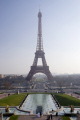 paris tour eiffel palais chaillot place du trocad ro french buildings european france parisienne trocadero tower fountain ponds engineering iron iconic gustave la francia frankreich
