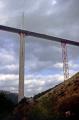 france tarn river gorge millau viaduct stages construction french buildings european midi pyrenees la francia frankreich