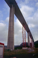 france millau viaduct stages construction french buildings european midi pyrenees la francia frankreich