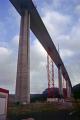 france millau viaduct stages construction french buildings european midi pyrenees la francia frankreich