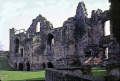 remains tutbury castle staffordshire uk british castles architecture architectural buildings duchy lancaster henry ferrers mediaeval medieval ruins staffs england english angleterre inghilterra inglaterra