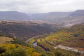 france tarn river gorge millau viaduct french landscapes european midi pyrenees la francia frankreich