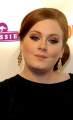 adele laurie blue adkins english singer songwriter. recipient brit awards critics choice british female singers divas pop stars musicians celebrities celebrity fame famous star white caucasian portraits