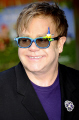 sir elton john cbe english singer-songwriter singer songwriter singersongwriter composer pianist british singer songwriters musicians celebrities celebrity fame famous star gay white caucasian portraits