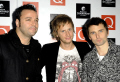 christopher wolstenholme dominic howard matthew bellamy muse english alternative rock band teignmouth devon british bands roll pop stars musicians celebrities celebrity fame famous star white caucasian portraits