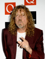 robert plant singer led zeppelin british rock bands roll pop stars musicians celebrities celebrity fame famous star white caucasian portraits