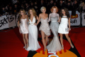 girls aloud british pop girl group created itv1 talent popstars rivals 2002. consists cheryl cole tweedy nadine coyle sarah harding nicola roberts kimberley walsh. bands groups female singers divas stars musicians celebrities celebrity fame famous star white caucasian portraits