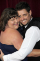 keith duffy plays barman ciaran mccarthy coronation street cheryl fergison eastenders actresses weatherfield manchester actors soap stars tv celebrities celebrity fame famous star males white caucasian portraits