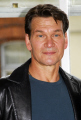 patrick wayne swayze august 18 1952 september 14 2009 american actor dancer singer-songwriter singer songwriter singersongwriter actors usa acting thespian male celebrities celebrity fame famous star dead males white caucasian portraits