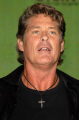 david hasselhoff nicknamed hoff american actor singer producer businessman. heplayed michael knight rider l.a. l a la county lifeguard mitch buchannon baywatch. actors usa acting thespian male celebrities celebrity fame famous star males white caucasian portraits