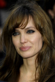 angelina jolie american actress academy award screen actors guild awards golden globe awards. divorced jonny lee miller billy bob thornton married actor brad pitt actresses usa female thespian acting celebrities celebrity fame famous star females white caucasian portraits