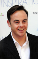 anthony mcpartlin half english comedy television presenting duo ant dec declan donnelly british tv presenters comic comedic funny celebrities celebrity fame famous star white caucasian portraits