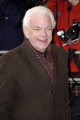 barry cryer british comedy writer comic right. tv presenters comedic funny television celebrities celebrity fame famous star white caucasian portraits