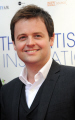 declan donnelly english acting tv presenting duo ant dec british comedy presenters comic comedic funny television celebrities celebrity fame famous star geordie newcastle white caucasian portraits