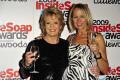 sherrie hewson carol mcgiffin loose women british daytime tv hosts television presenters celebrities celebrity fame famous star white caucasian portraits