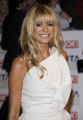 tess daly english television presenter married vernon kay british daytime tv hosts presenters celebrities celebrity fame famous star white caucasian portraits