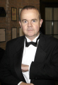 ian hislop british tv satirist editor private eye panellist got news comedians performers celebrities celebrity fame famous star males white caucasian portraits
