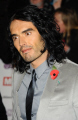 russell brand english comedian actor columnist singer author presenter big brother married katy perry gigilo comedians performers celebrities celebrity fame famous star males white caucasian portraits