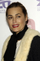 yasmin le bon british iranian fashion model married simon duran models supermodel modelling style celebrities celebrity fame famous star white caucasian portraits