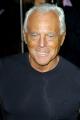 giorgio armani italian fashion designer menswear designers style celebrities celebrity fame famous star white caucasian portraits