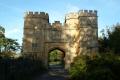 gatehouse sudely castle british castles architecture architectural buildings gloucestershire england english angleterre inghilterra inglaterra united kingdom
