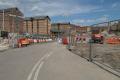 construction work gloucester docks uk coastline coastal environmental gloucestershire england english angleterre inghilterra inglaterra united kingdom british