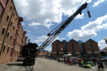crane gloucester docks uk coastline coastal environmental gloucestershire england english angleterre inghilterra inglaterra united kingdom british