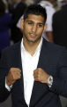 amir khan british boxer wba world super lightweight champion boxers pugilists pugilism sport sporting celebrities celebrity fame famous star muslim islam arab black ethnic portraits